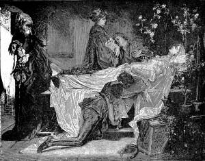 A Funeral Sermon – The Gospel First